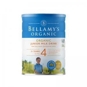 【包邮】贝拉米Bellamy有机婴儿奶粉四段6罐